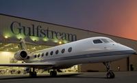 Состоялся первый полет Gulfstream G650