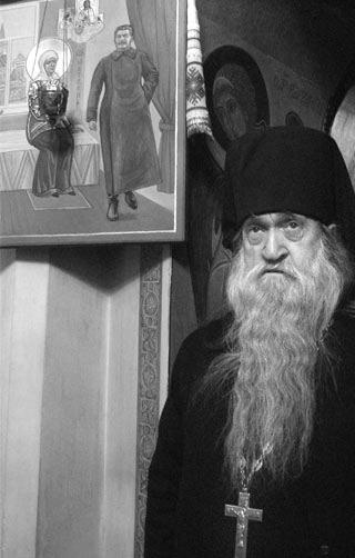 Визит Кирилла: слава Богу, я атеист!
