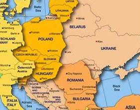 Идеология из Украины востребована и в Восточной Европе