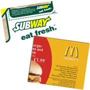 Subway свергла McDonald's с трона крупнейшей ресторанной сети планеты