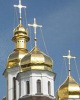 В Киеве сорвалась рейдерская атака на храм Киевского Патриархата