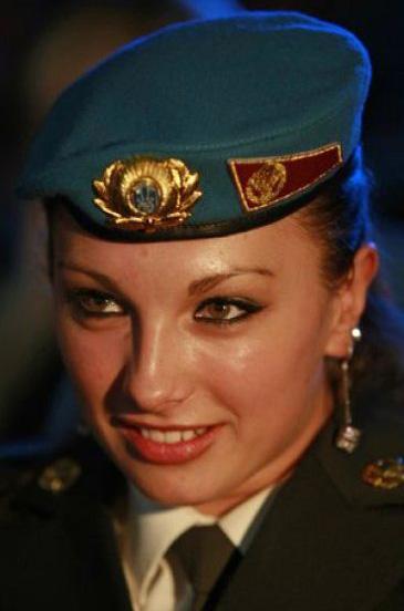 Мисс десант 2011 стала старший солдат