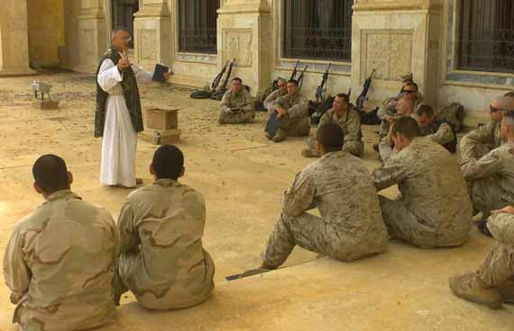 Церква і армія