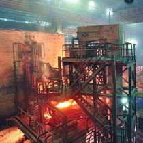Кременчугский сталелитейный завод увеличил число работников и получил чистый убыток