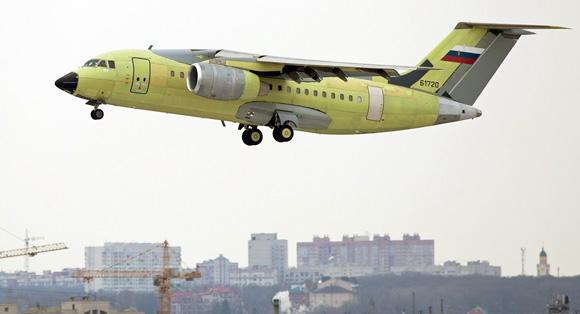 Построен 29-й серийный самолет Ан-148