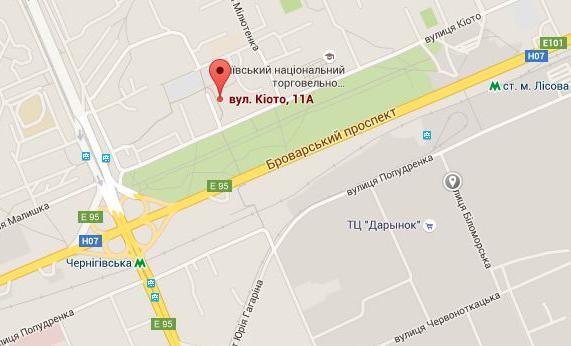 ЖЭК № 301. Киев (Лесной массив, Деснянский район)