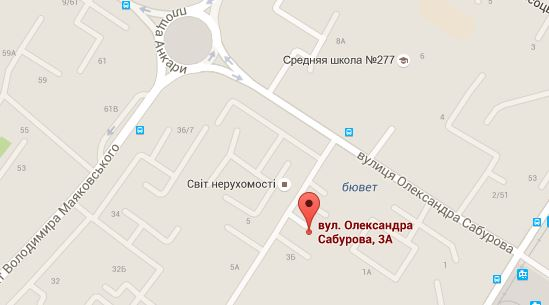 ЖЭК № 308. Киев (Деснянский район)
