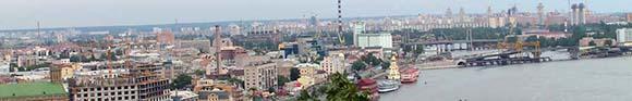 ЖЭКи - Подольский район. Киев