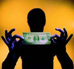Замглавы ГФС: стоимость услуг нелегальных конвертационных центров надо поднять до 28%