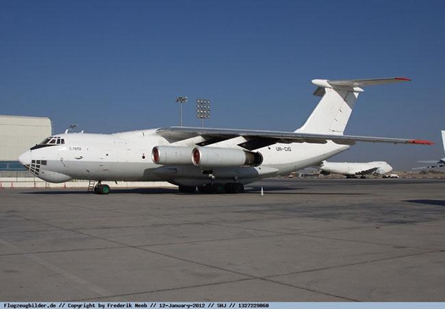 Украинская авиация эвакуировала бронетехнику Франции из ЦАР