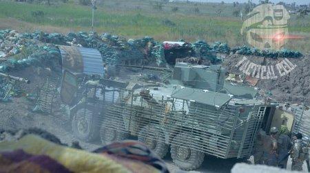 Украинские БТР-4Е «засветились» в боях за Эль-Фаллуджу (Ирак)
