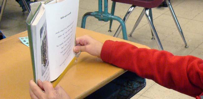 В 2017 год – со школьной реформой, но без учебников