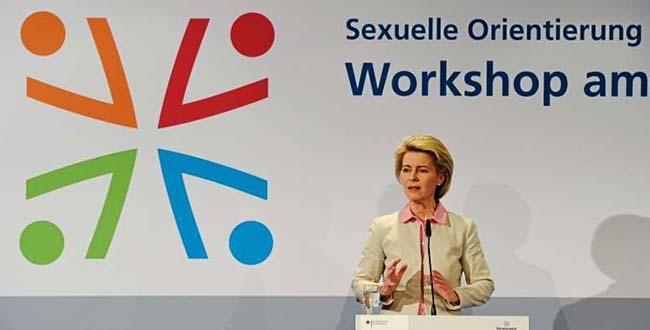 Армия Германии показала свою эмблему в ЛГБТ-стиле