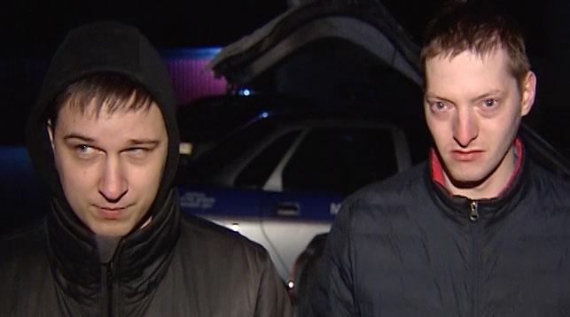 В Беларуси задержали провокаторов из РФ с флагом Украины и оружием?