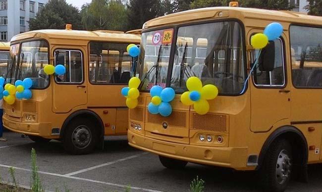 Лидерами рынка автобусов Украины остаются производители из России