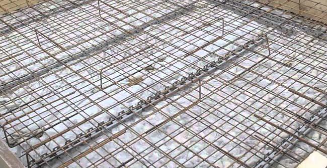 Металлические сетки в строительстве
