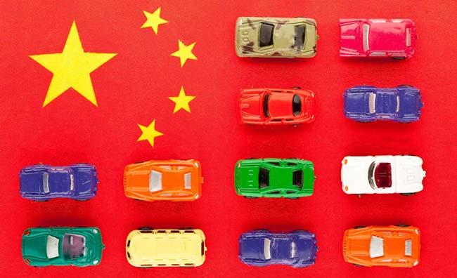 Китайский автопром в 2018 планирует реванш в Украине