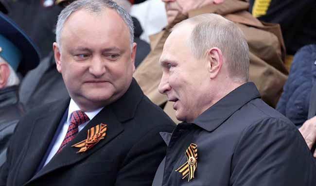 Президент Молдовы: Приднестровье может войти в Украину