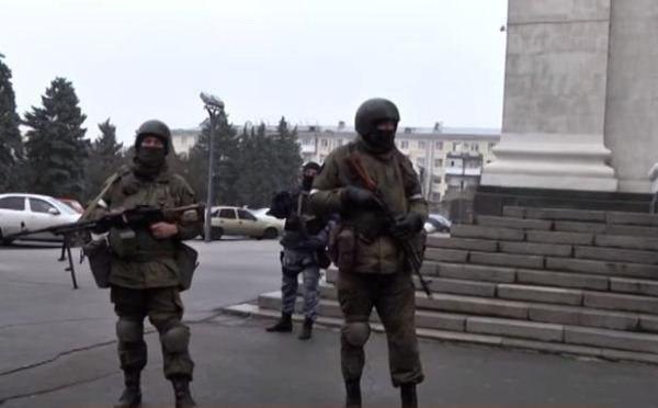 ОРДО вошло в ОРЛО: боевики из Донецка колонной зашли в Луганск
