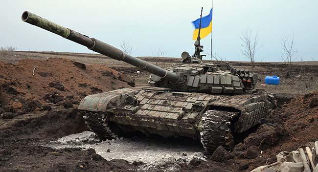 Т-72 ВСУ