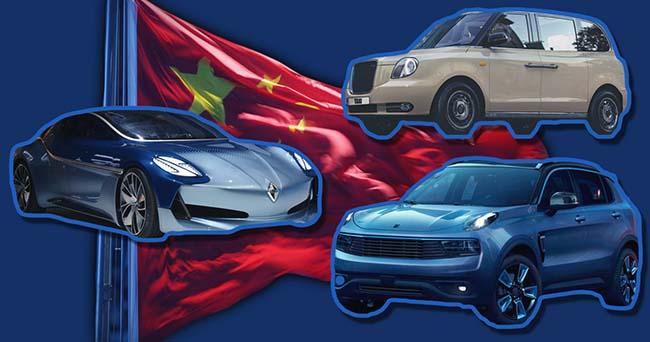 «Подковы для железного коня: где купить запчасти на китайские авто?