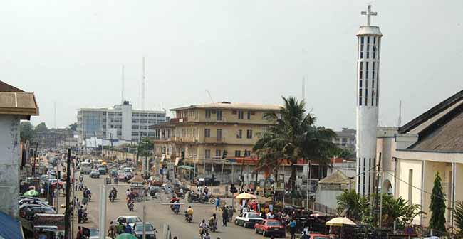 Порт-Харкорт (Port Harcourt)