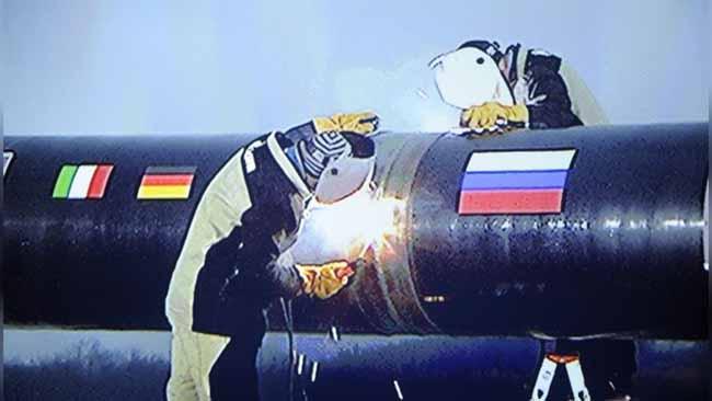Экологи из ЕС намерены заблокировать «Северный поток-2»