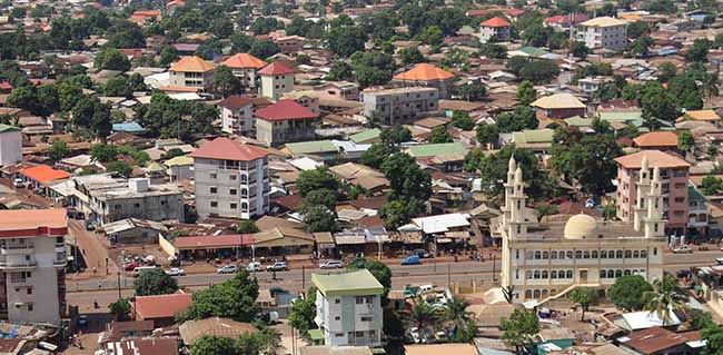 Конакри  (Conakry)