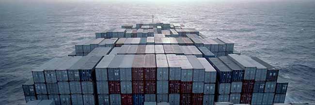 Морские контейнерные перевозки в Украине