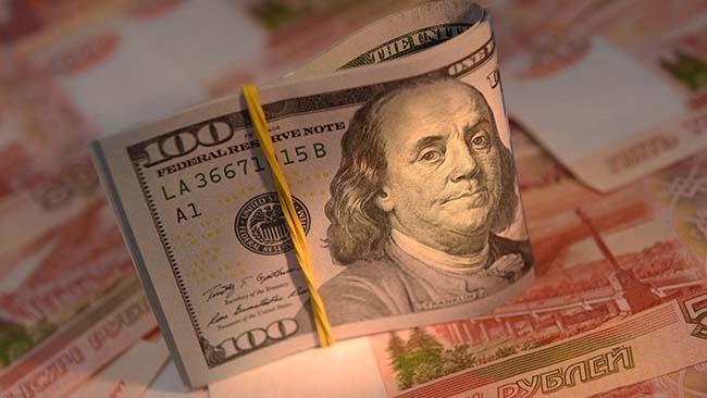 Вверх или вниз: «русские горки» для доллара