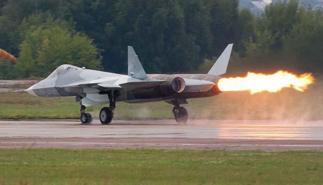 Сообщается от отказе Индии от российского истребителя Су-57
