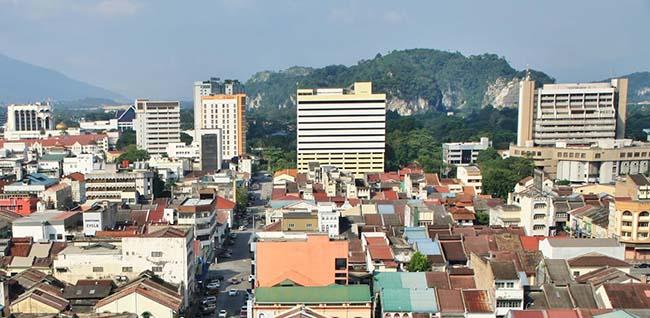 Как позвонить в Ипох (Малайзия) с мобильного телефона