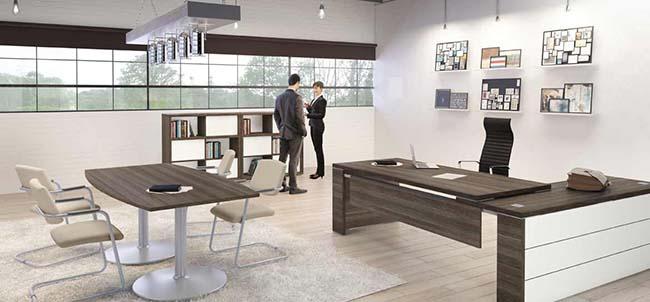 От директора до стажера: виды и особенности офисной мебели