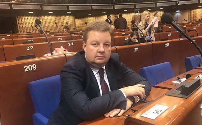 Сергей Филь: Луганчане свой выбор сделали: здесь - Украина!
