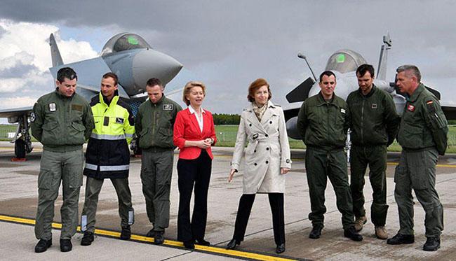 Франция и Германия совместно создадут новый танк и боевой самолет