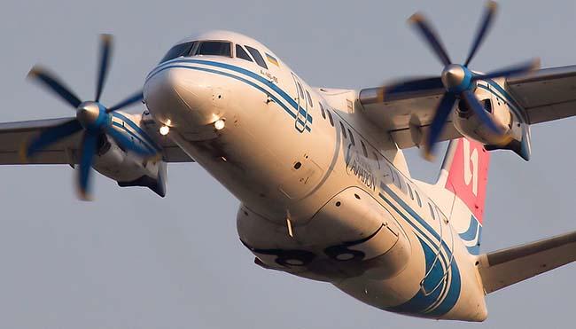 В России провалилась попытка заменить украинский Ан-140