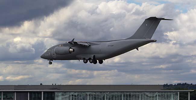 Комплектующие от Boeing будут установлены на Ан-178 для Азербайджана