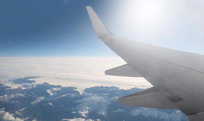 Рынок авиаперевозок Украины третий год уверенно идет на взлет
