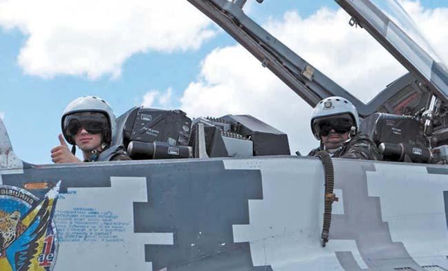 В 2018 Повітряні Сили ВСУ отримають до 30 модернізованих МіГ-29, Су-27 та Су-25