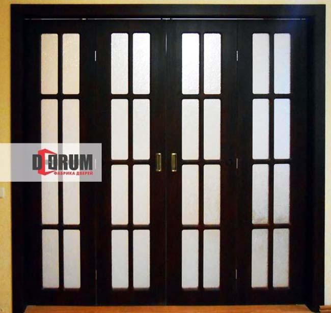 двери гармошка