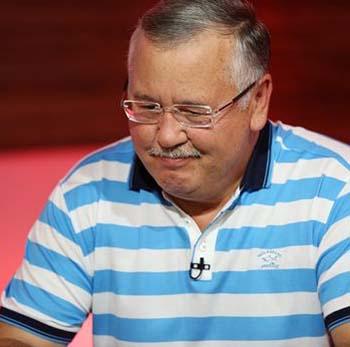 Анатолій Гриценко: Старі граблі, або нова мітла?