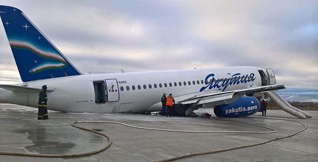 Европа окончательно отказывается от использования российских самолетов