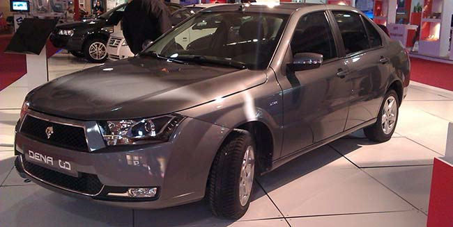В Украине начнутся продажи автомобилей из Ирана собранных в Азербайджане
