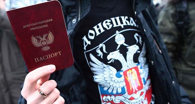 Российские паспорта и ОРДЛО: Зеленскому нужно полностью игнорировать активность Кремля