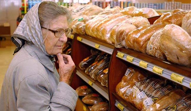 Жители России начали покупать еду в кредит
