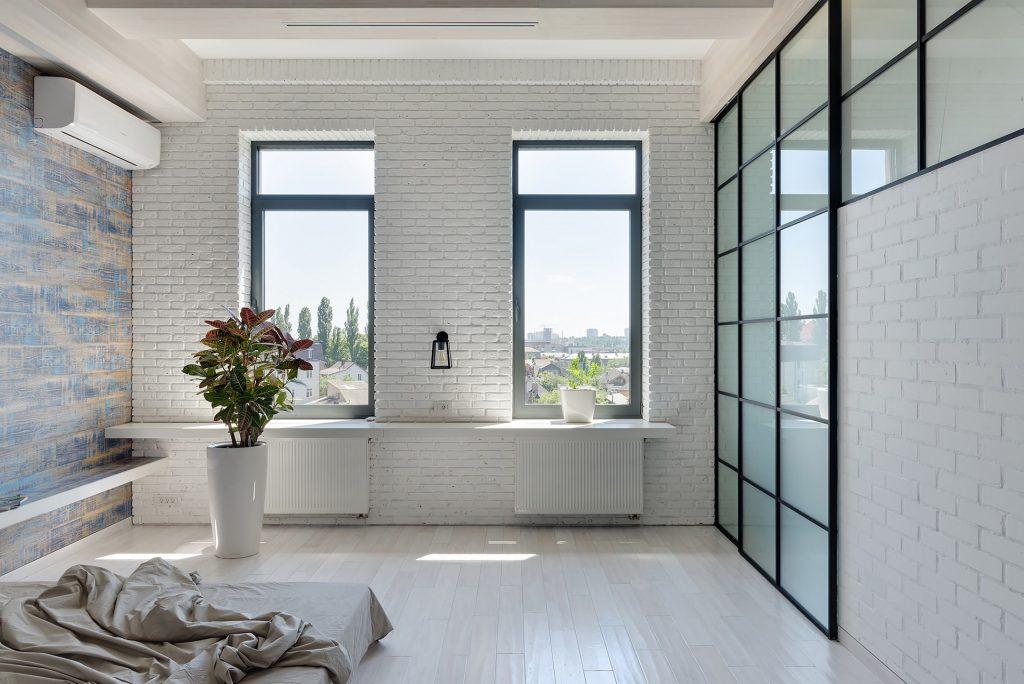Дизайн квартири стиль лофт Київ