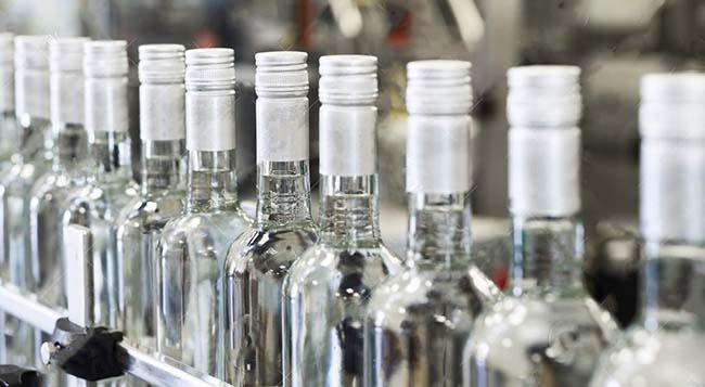 Украина контролирует 2,5% мирового экспорта водки