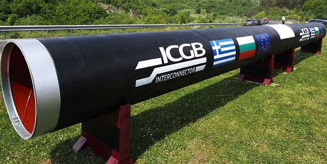 Еще одна страна отказывается от газа из России