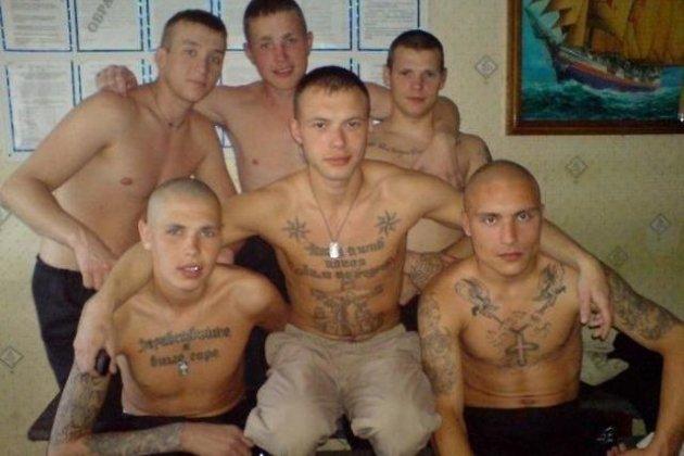 Украину обвинили в насаждении уголовной романтики АУЕ в России