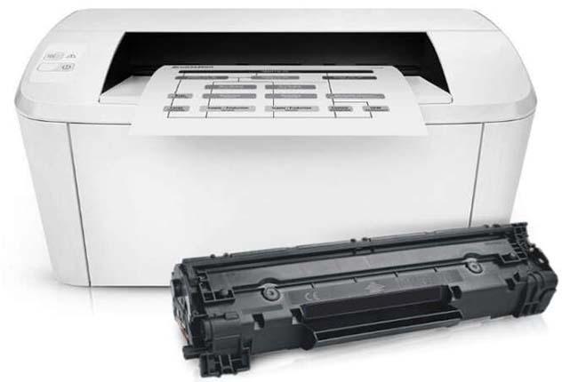 Почему принтер бледно печатает?